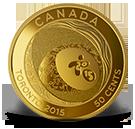 toronto coin 2015