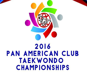 PAN AMERICAN CLUB TAEKWONDO CHAMPIONSHIPS 2016