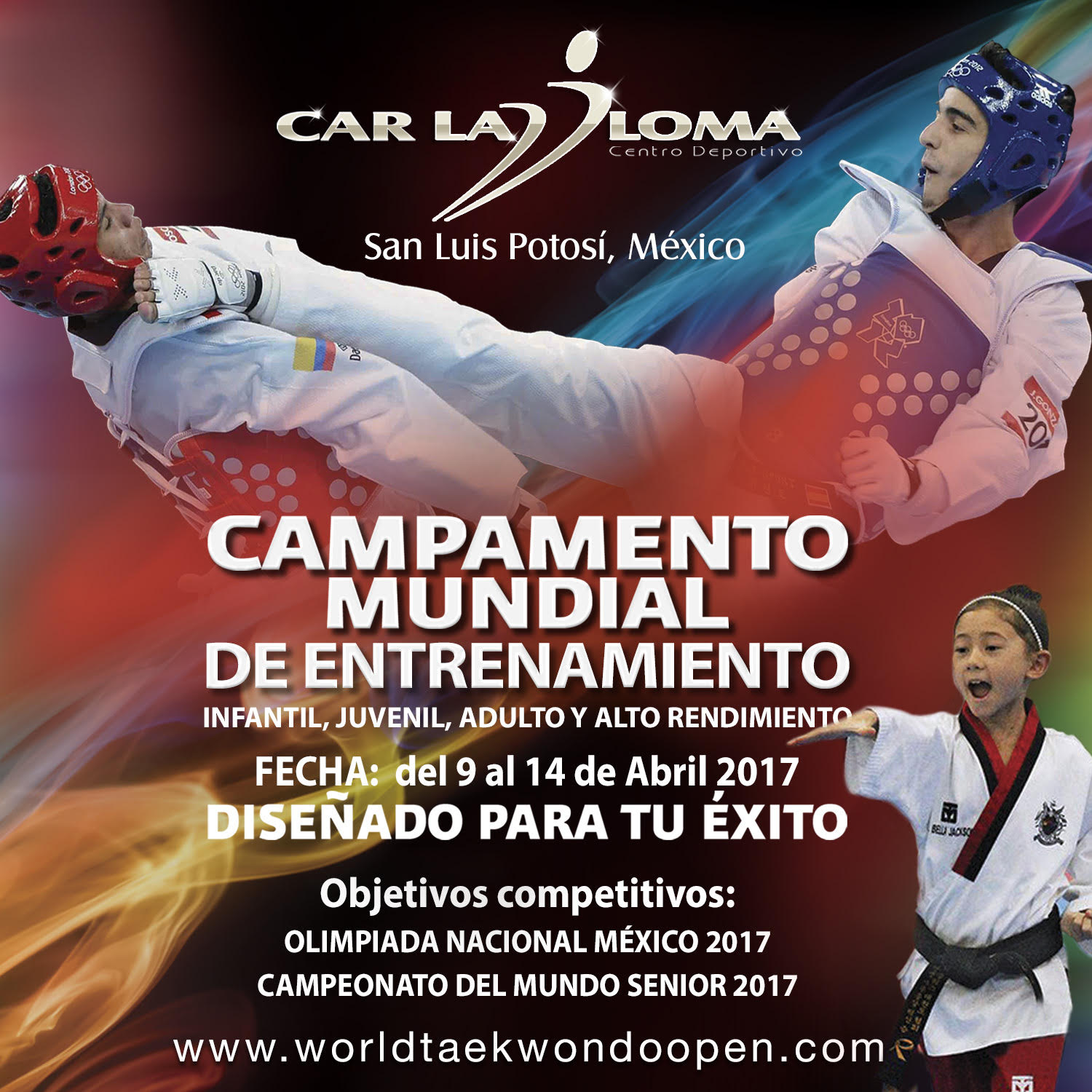 World Taekwondo Training Camp