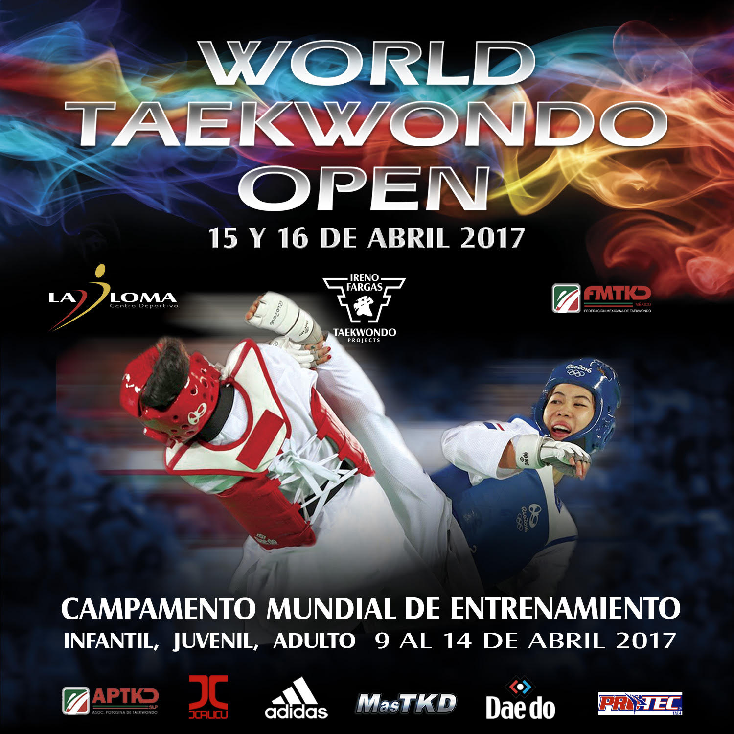 World Taekwondo Open 2017