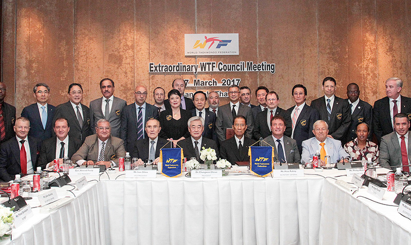 Bangkok WTF Council Selects Hosts of 5 Major Events