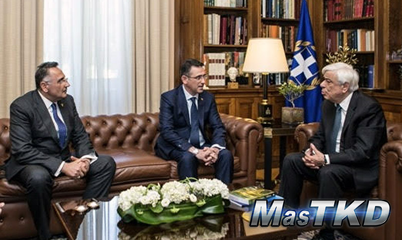 ETU meets with the President of the Hellenic Republic