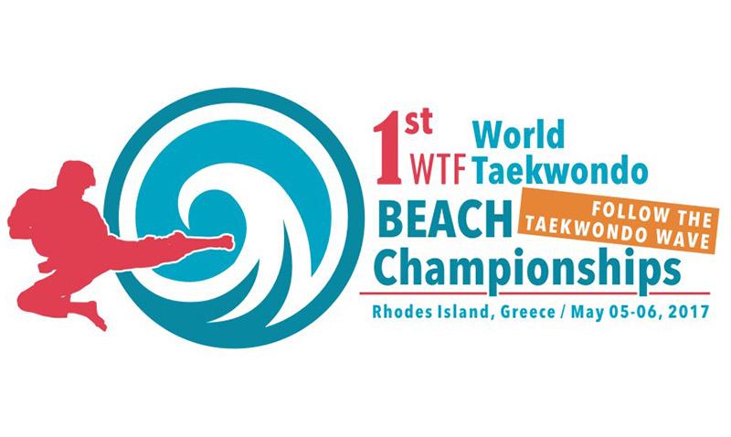 1st WTF World Taekwondo Beach Championships Rhodes 2017