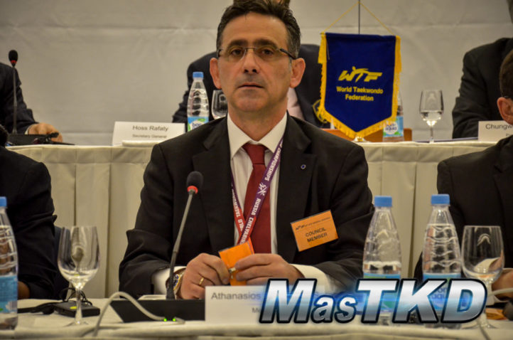"Sakis Pragalos, ""Taekwondo needs to preserve its philosophy"""