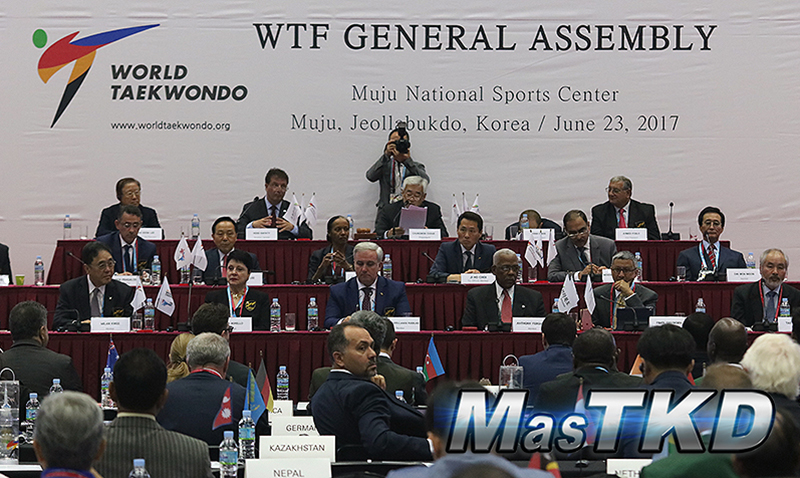 WTF GENERAL ASSEMBLY