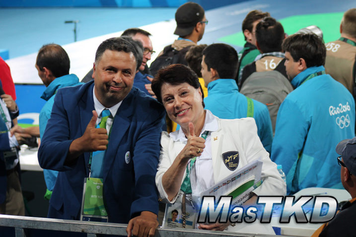 "María Borello: ""We are at our best"""