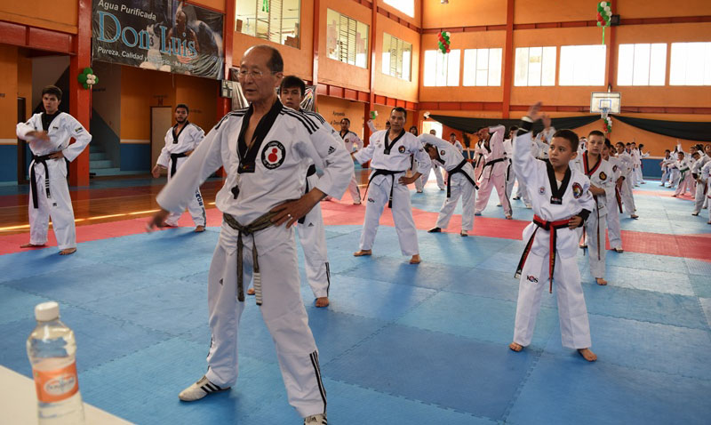 Founder of Taekwondo in Canada dies