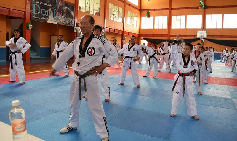 Founder of Taekwondo in Canada dies