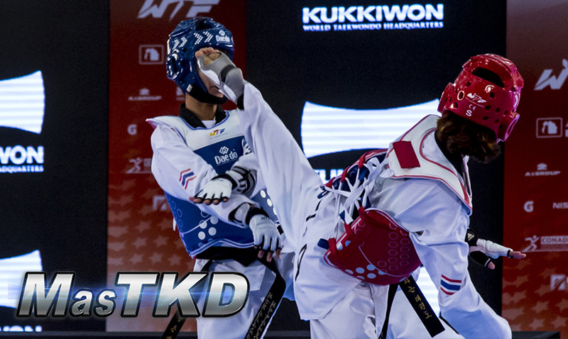 Taekwondo to Rock Moscow as 2017 Grand Prix Series Kicks Off