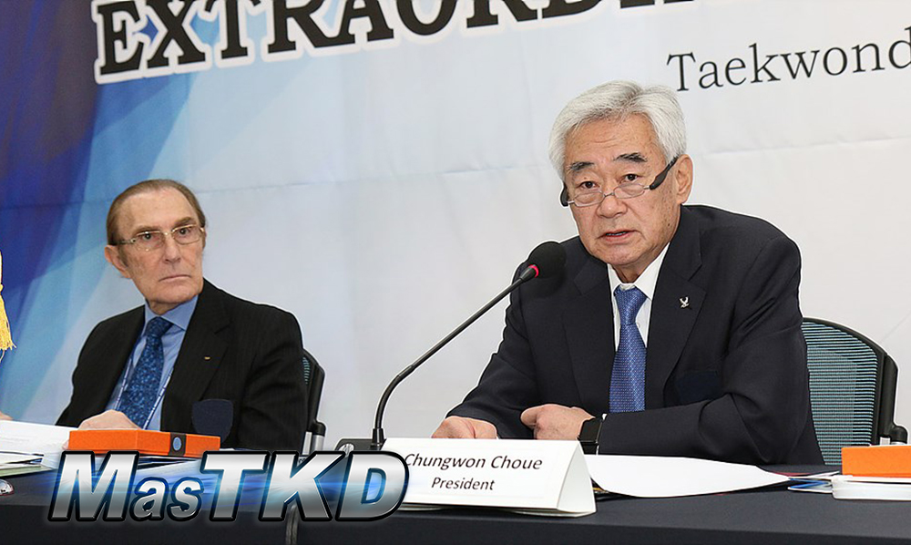2 Vice Presidents, 4 Council Members Appointed to World Taekwondo Council