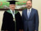 Uzbek President Awarded Honorary WT Black Belt