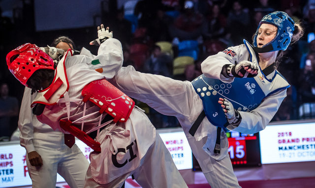 Jordan, Great Britain and Korea share the gold medals on opening day