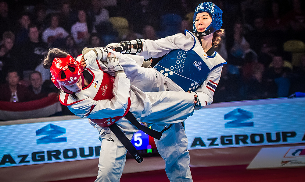 Thailand and Côte d'Ivoire take golds on final day of WT GP