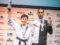 New record at the 7th World Para Taekwondo Championship