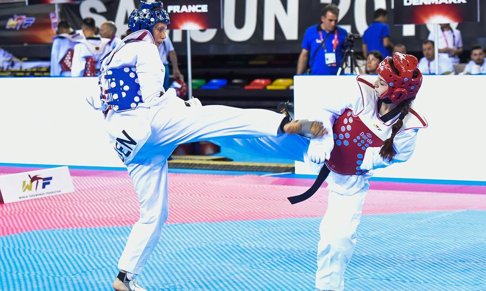 World Para Taekwondo Championships set for London 2012 Olympic venue