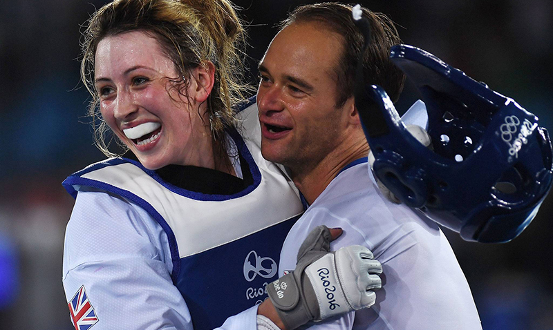 Jade Jones' coach resigns from GB Taekwondo