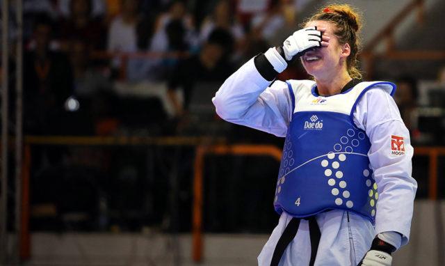 GB's Walkden Writes Taekwondo History