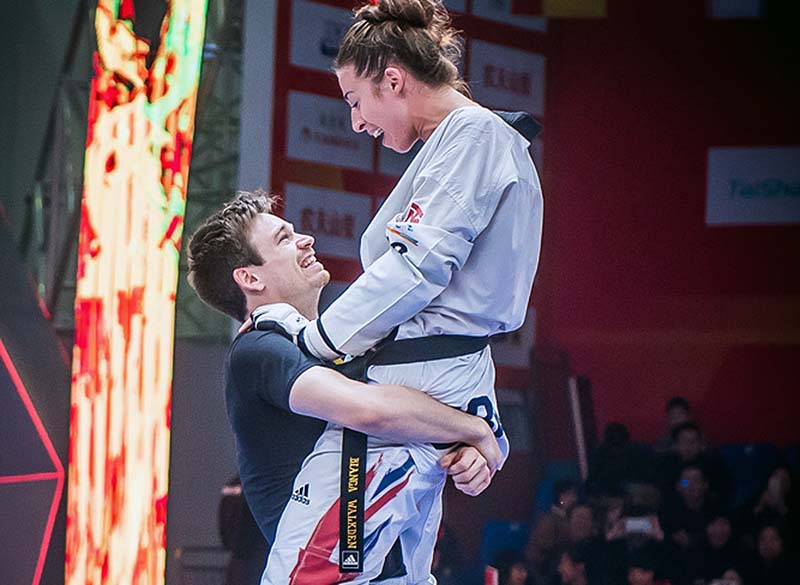 First-ever Grand Slam Proves to be Taekwondo's 'Stage for Superstars'