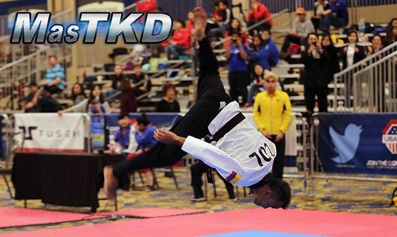 Freestyle will command the Poomsae qualification for Barranquilla