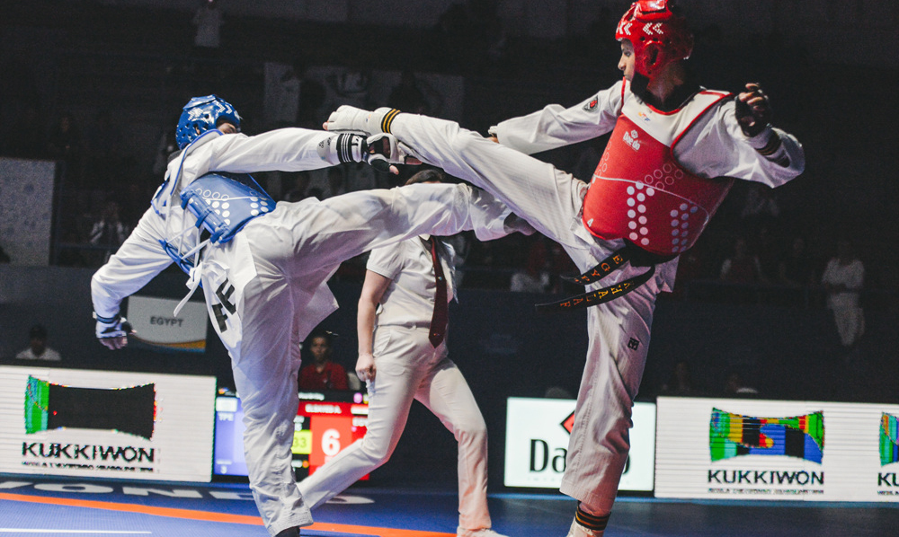 Egypt, Uzbekistan, USA and Mexico share gold medals at WT Qualification Tournament