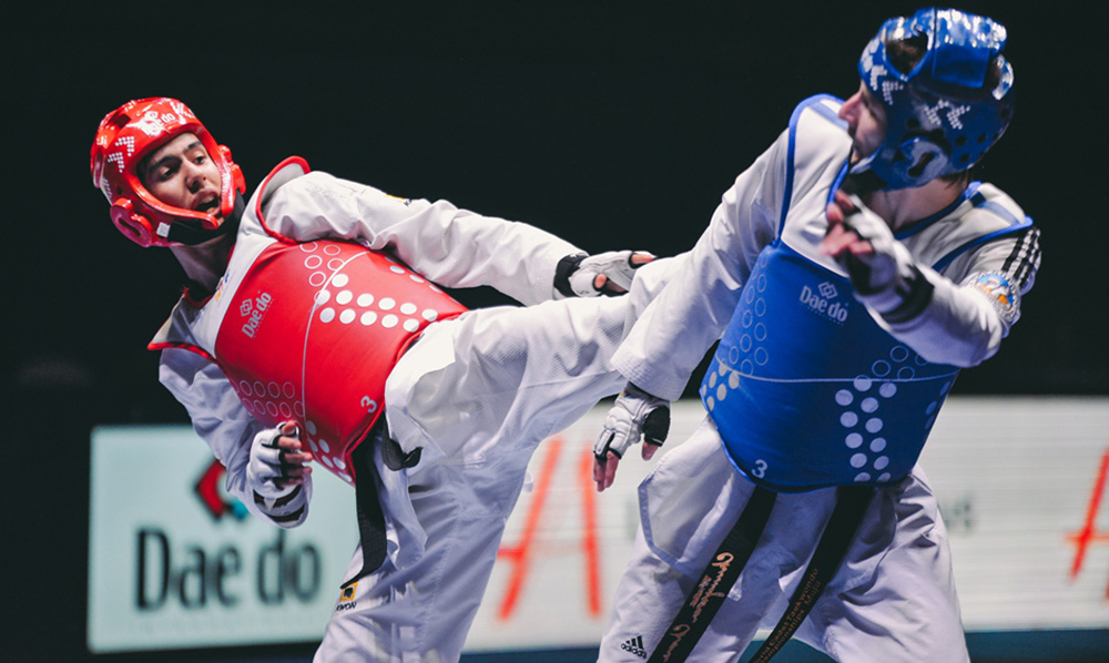 Russia, Iran, Greece and China victorious on day two of the WT Qualification Tournament