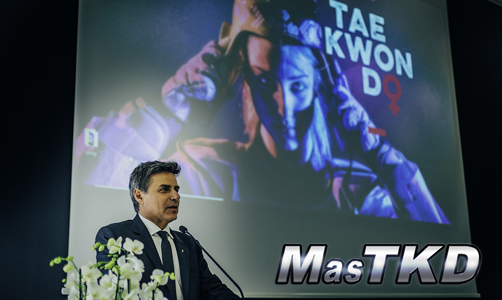 TaekwonDonna total succeed in Italy