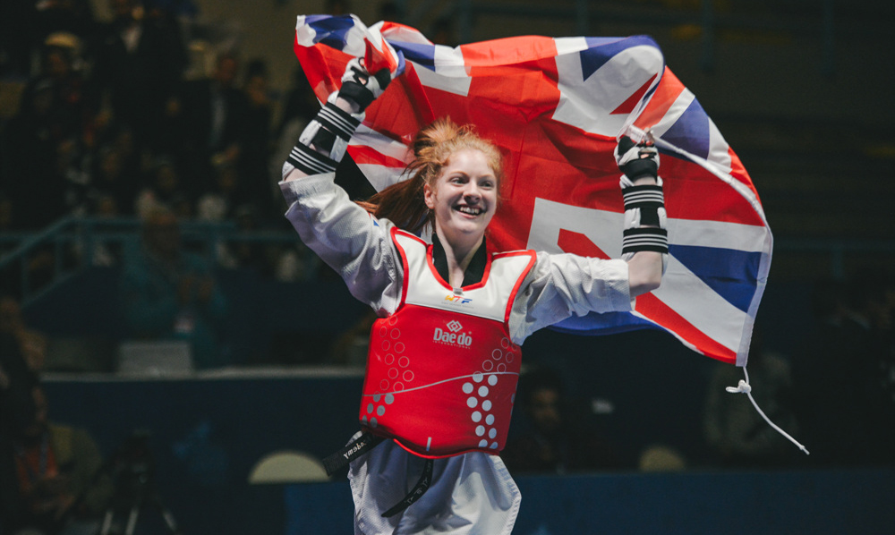 WT Junior Championships gets underway with golds for Korea, Great Britain and Iran