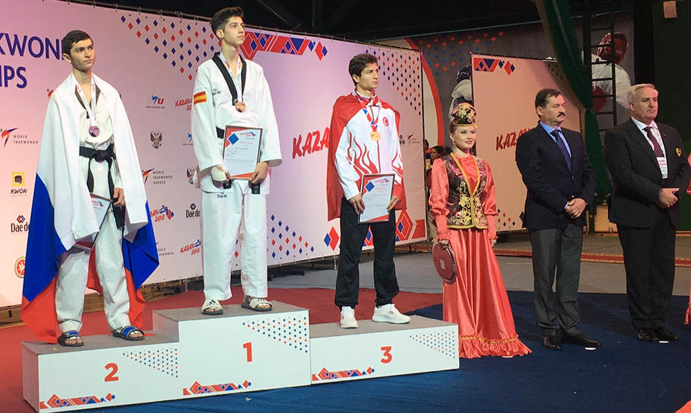 Green light to the European Taekwondo Championships 2018