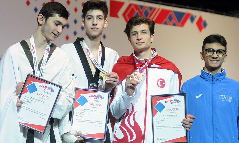 Green light to the European Taekwondo Championships 2018