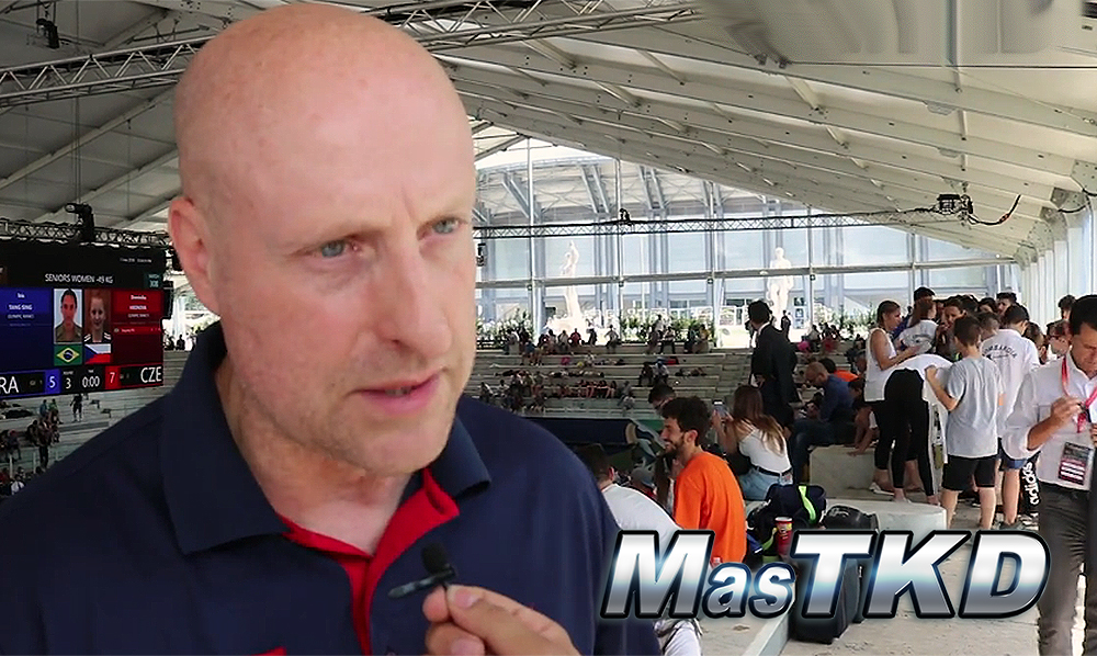 Interview with Gary Hall, Team GB Taekwondo Performance Director