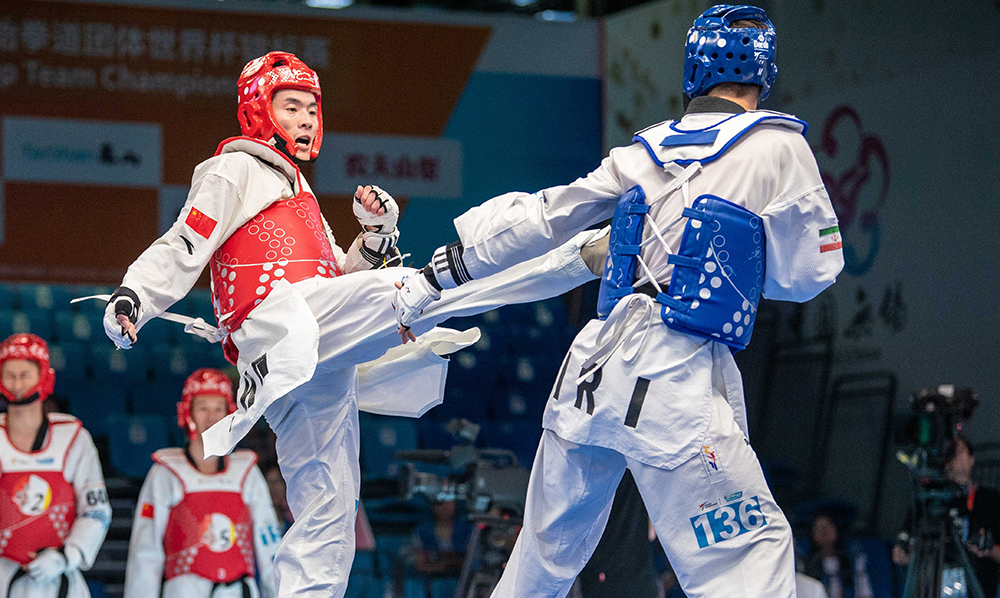 China and Korea secure places in men's final of WT World Cup Team Championships