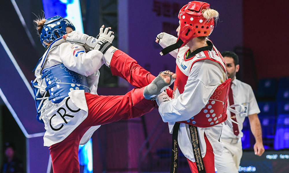 Stunning performance of teams at day two of the World Cup Team Champions