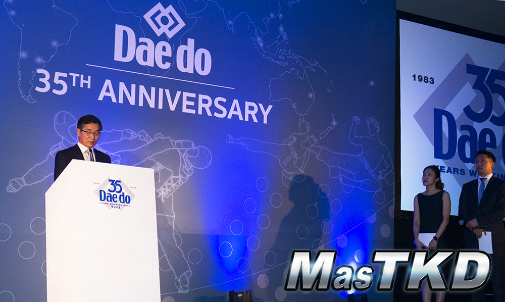 Daedo celebrates 35th anniversary