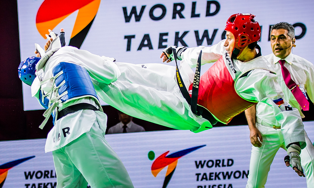 Moscow World Taekwondo Grand Prix 2018: Day 1