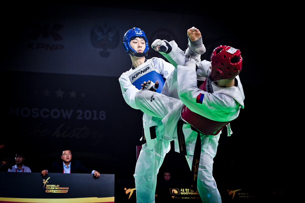 Turkey, Korea and Poland captured the three gold on the second day of Moscow