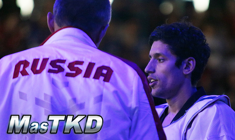 World Taekwondo Grand Prix Series 2018 in Moscow