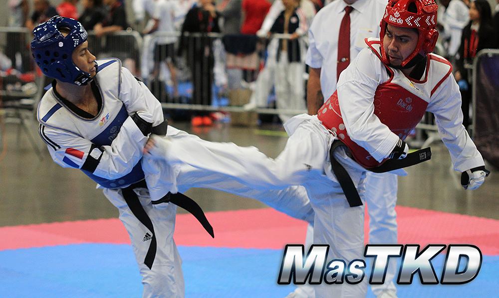 """Chakir Chelbat: """"Para-Taekwondo will shine in Tokyo 2020"""""""