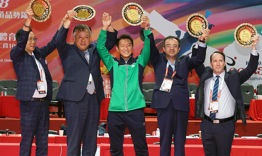 World Poomsae Championships come to a close with Korea finishing on top