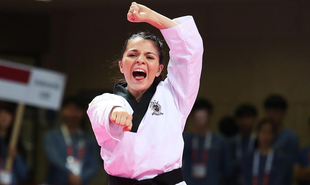 World Taekwondo Poomsae Championships Kick Off in Chinese Taipei