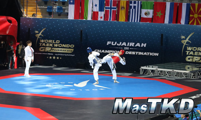 Total succeed at the first day of Grand Prix Final