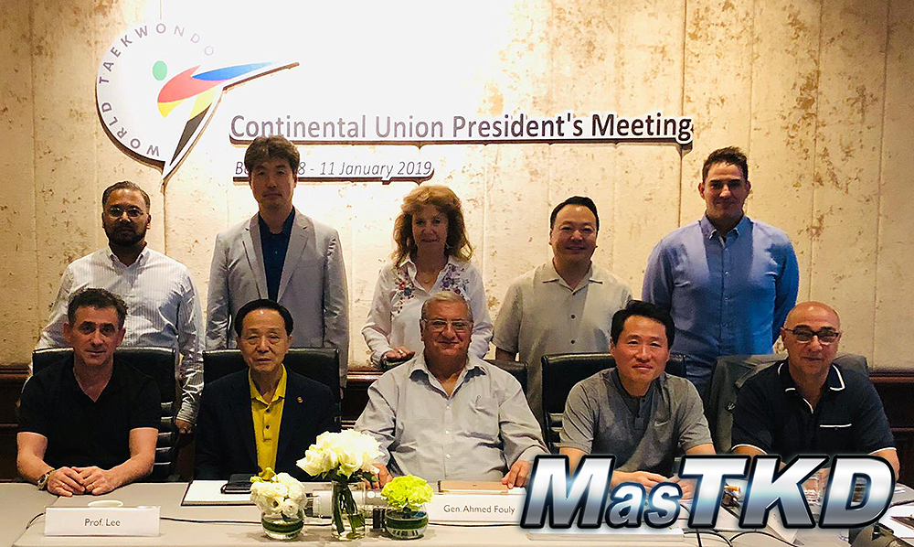 Continental Unions write historical chapter with meeting in Bangkok