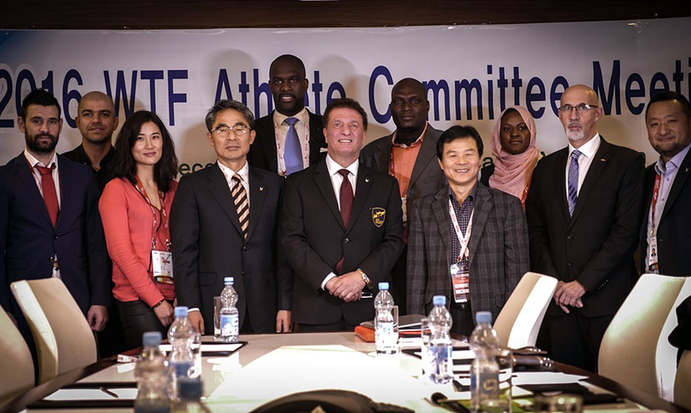 World Taekwondo welcomes candidatures for 'Athletes Committee'