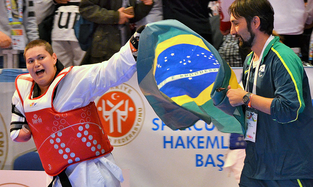 Latin American Surprise at World Para-Taekwondo Championships