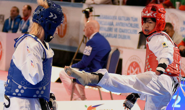 Shocking Results at the World Para-Taekwondo Championships