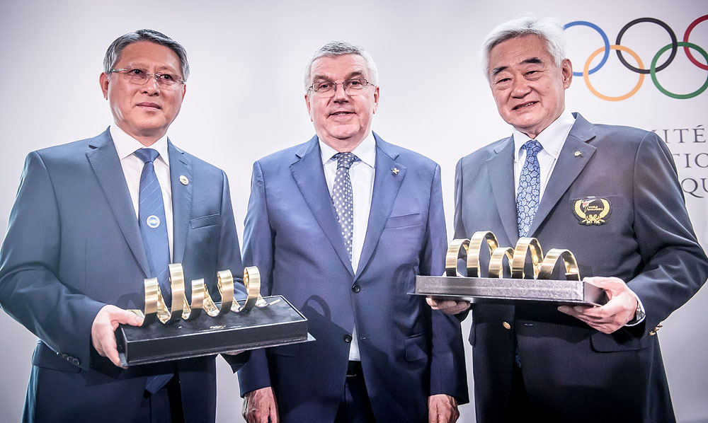 WT, ITF and IOC celebrate 25th anniversary of Taekwondo joining Olympic Programme