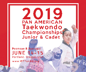 2019 Pan Am Championships Junior & Cadet