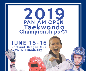 2019 Pan Am Open Taekwondo