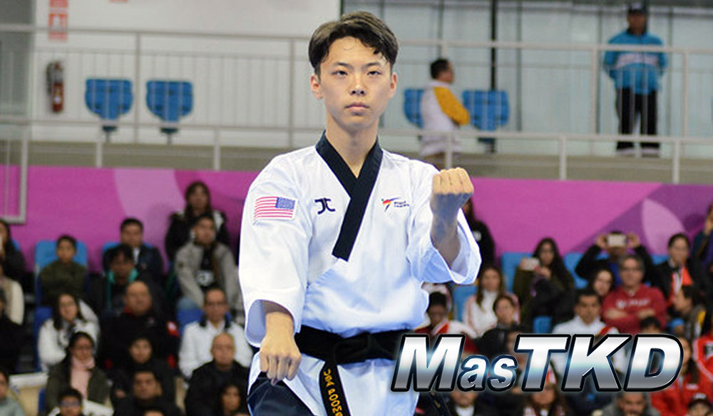 Historic Poomsae Taekwondo competition concludes at Lima 2019 Pan American Games