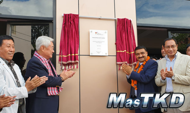 National Taekwondo Academy in Kathmandu, Nepal Recognized as WT Regional Training Center