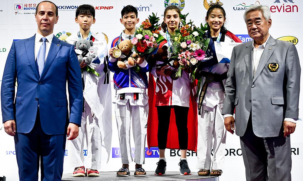 World Taekwondo Cadet Championships kicks-off in style in Tashkent